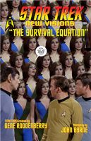 "Star Trek New Visions #8 ""The Survival Equation"""